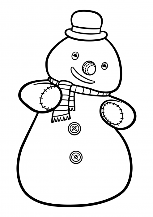 Snowman Chilly